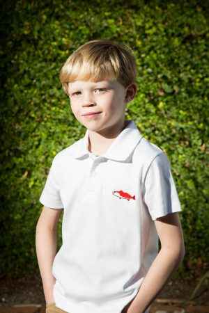 Red Fish Polo