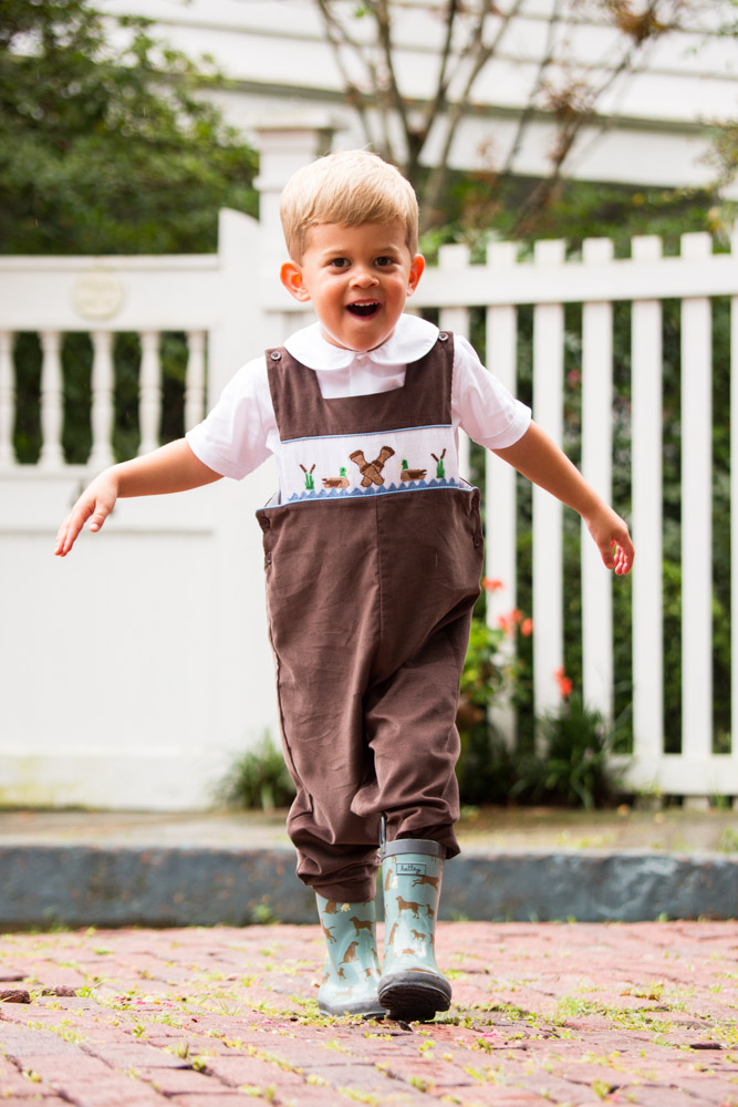 Duck Call Longall Childrens Clothing Smocked Heirloom