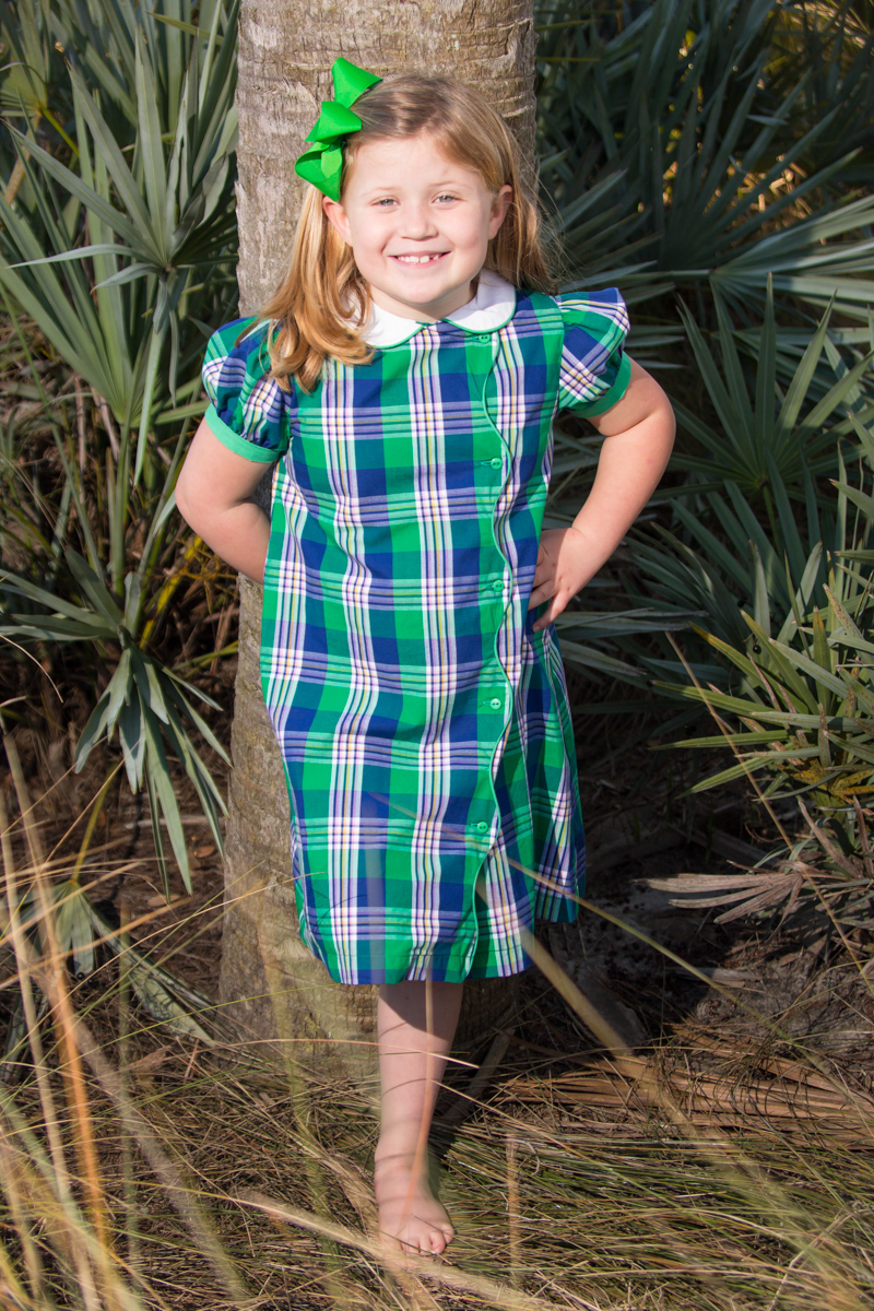 Lilly Dress Childrens Clothing Smocked Heirloom Bishop Gowns